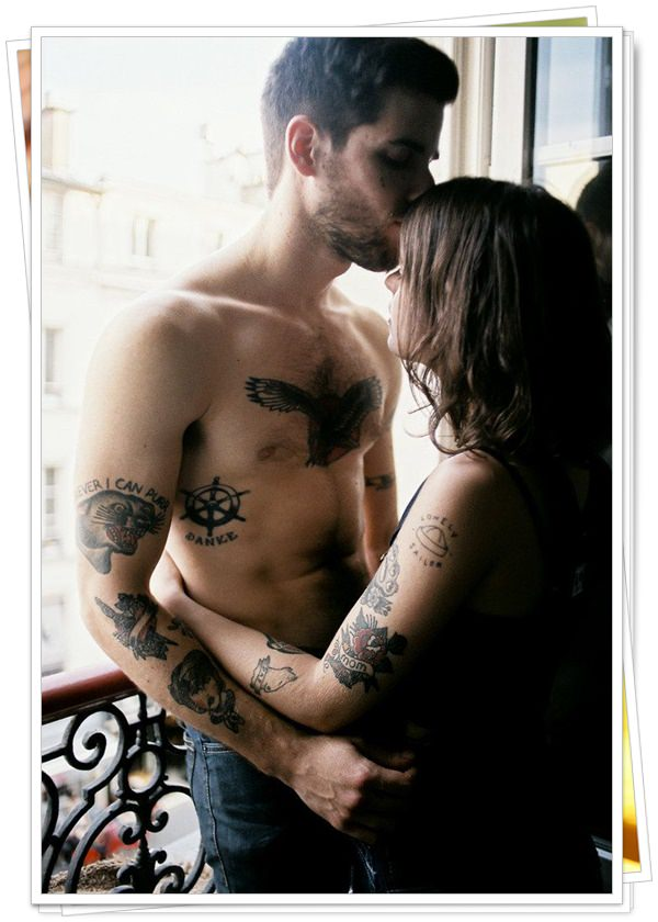 Tattoos Romantic 14