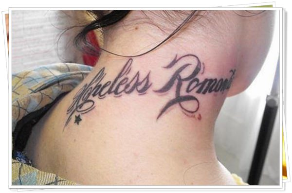 Tattoos Romantic 4