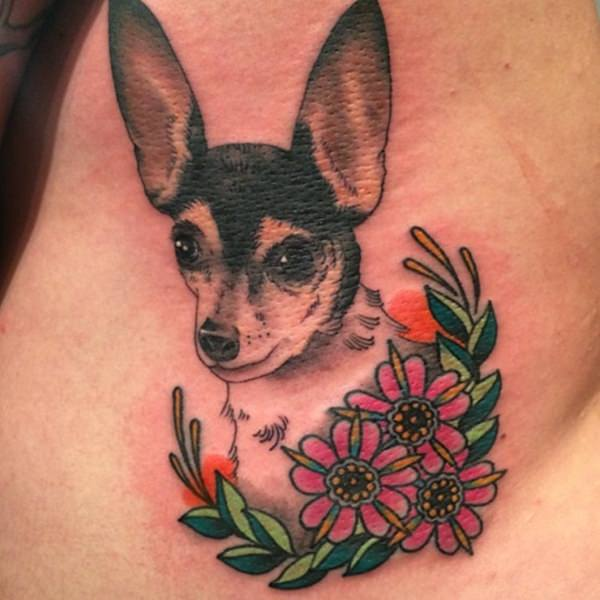 animal tattoo 1