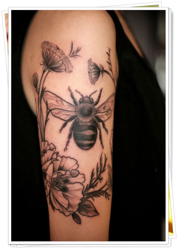 bee tattos