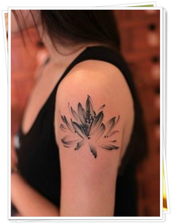 lotus tattoo1