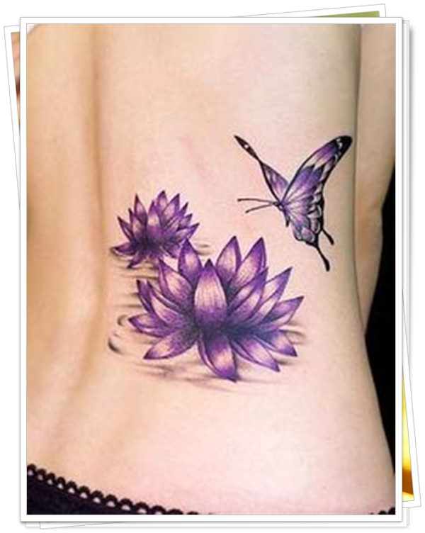 lotus tattoo24