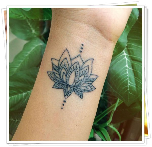lotus tattoo3