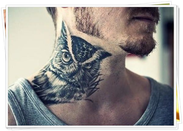 owl tattoo 10