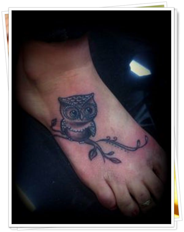 owl tattoo 38