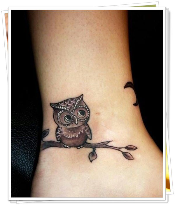 owl tattoo1