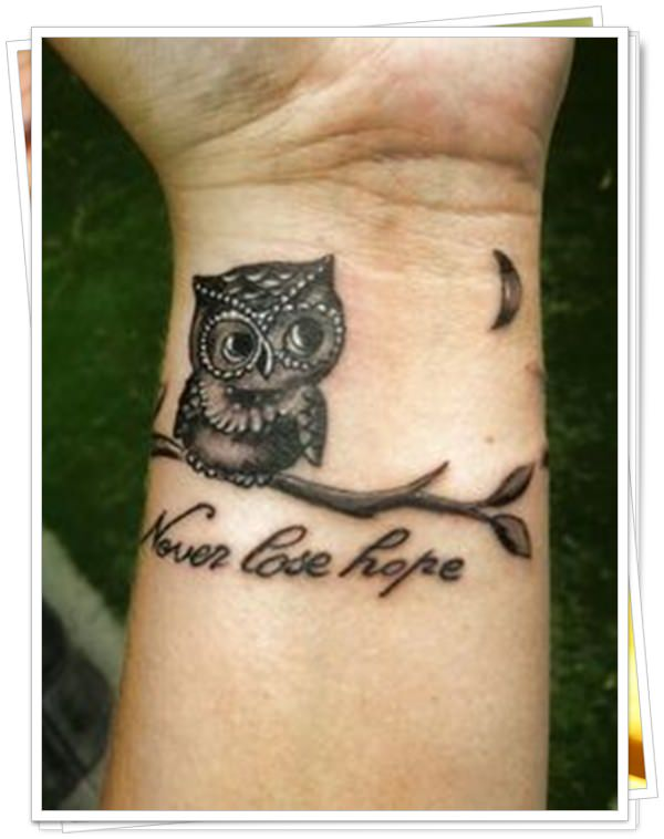owl tattoo12