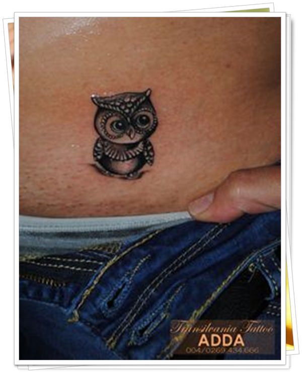 owl tattoo13