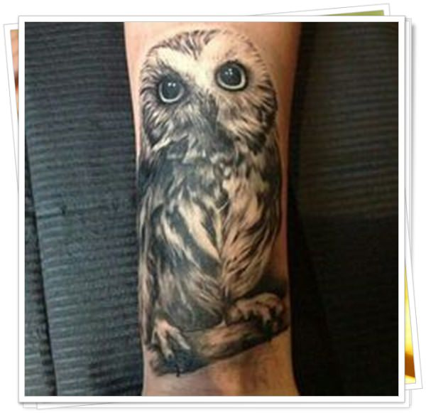 owl tattoo21