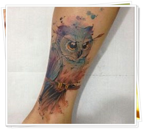 owl tattoo24