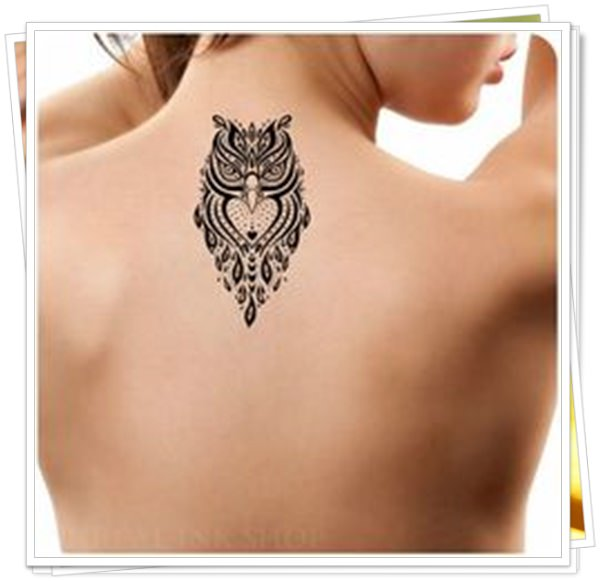 owl tattoo25