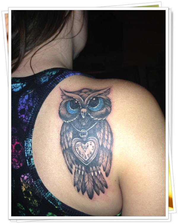 owl tattoo27