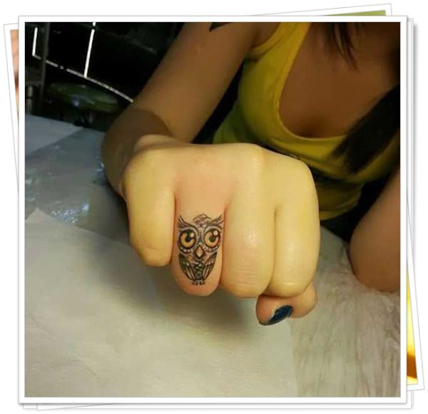 owl tattoo28