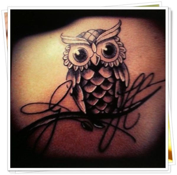 owl tattoo3