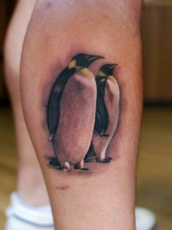 panguin tattoo 4