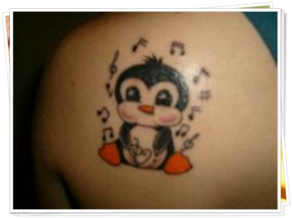panguin tattoos 2