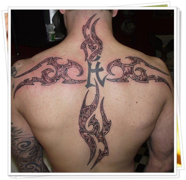 tribal tattoo 1