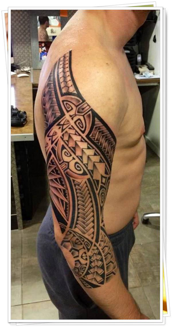 tribal tattoo23
