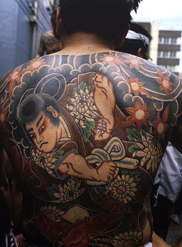 tattoo on back 11