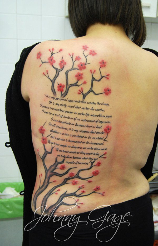 tattoo on back 7