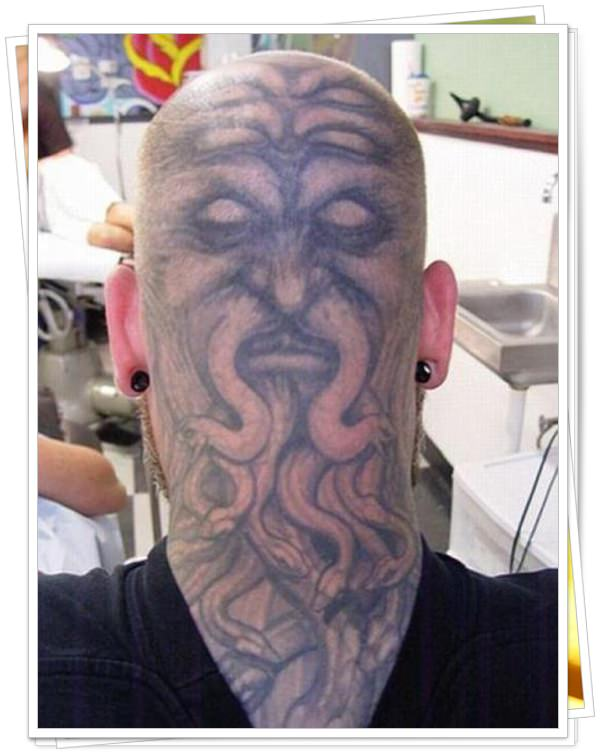 tattoo on back of head 1