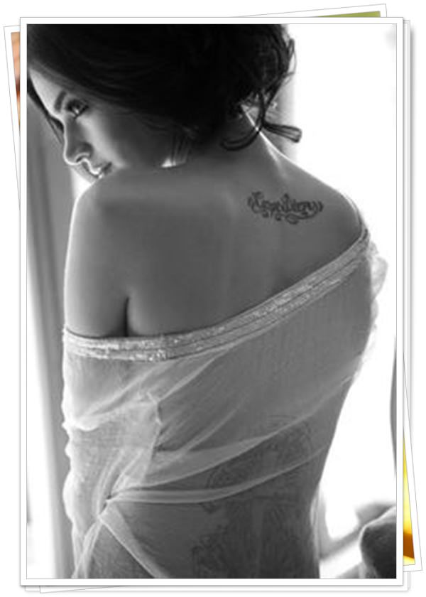 tattoo on womens back 53