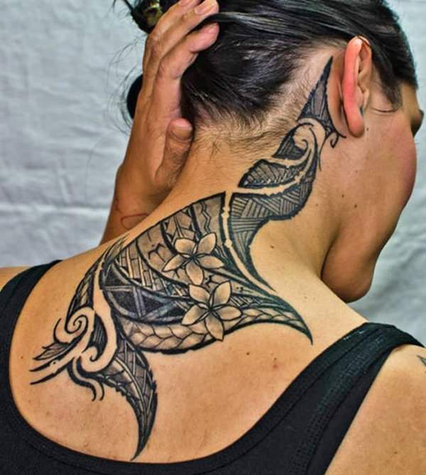 tribal tattoo 11