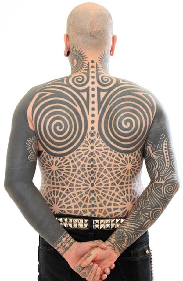 tribal tattoo 13