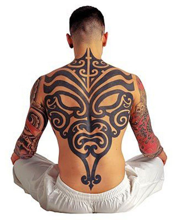 tribal tattoo 5