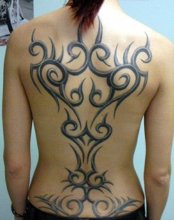 tribal tattoo 7