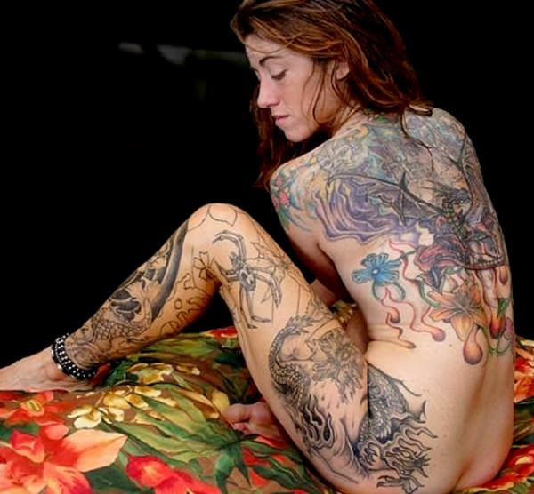 women tattoo 6